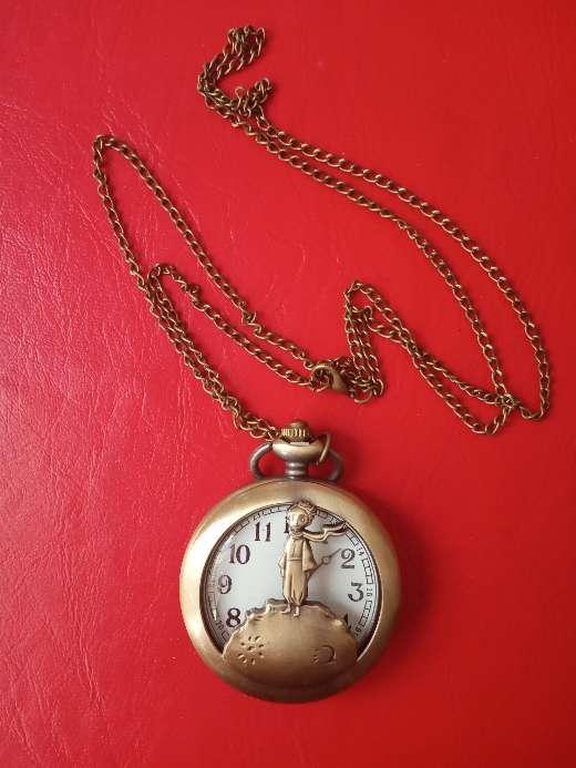 Imagen producto EL PRINCIPITO Reloj bolsillo colgante 3