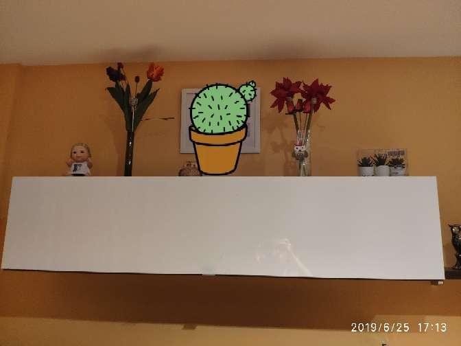 Imagen producto MUEBLE comedor moderno CON LACADO BLANCO Y NEGRO 3