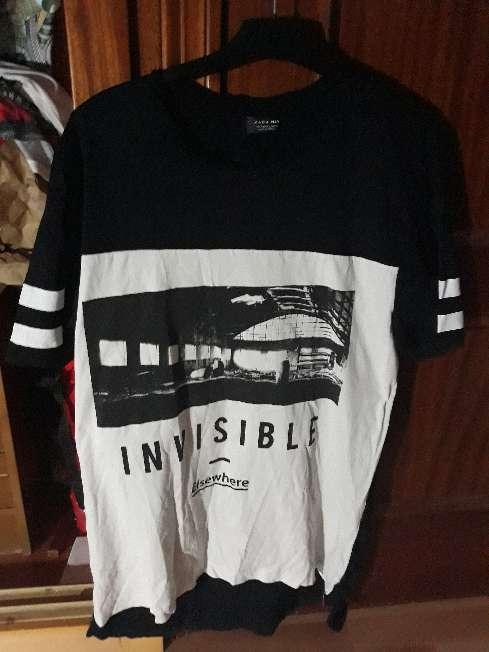 Imagen Camiseta XL Zara Man