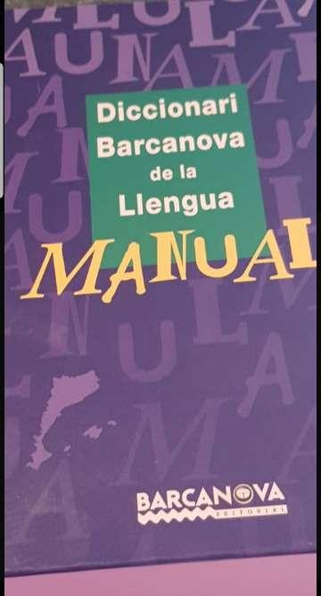 Imagen producto Diccionario barcanova 1