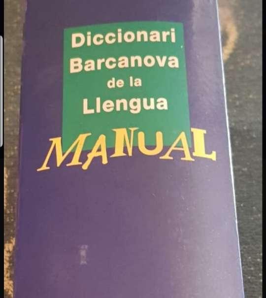 Imagen producto Diccionario barcanova 2