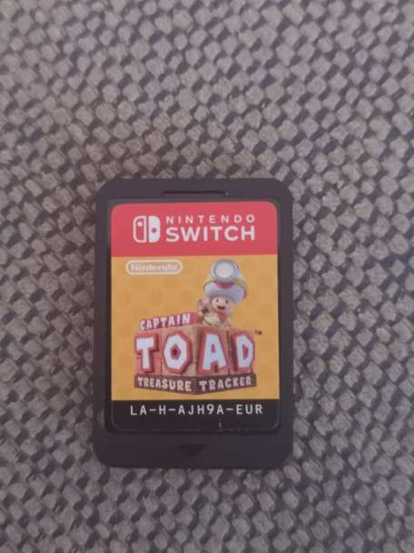 Imagen Toad juego swicht