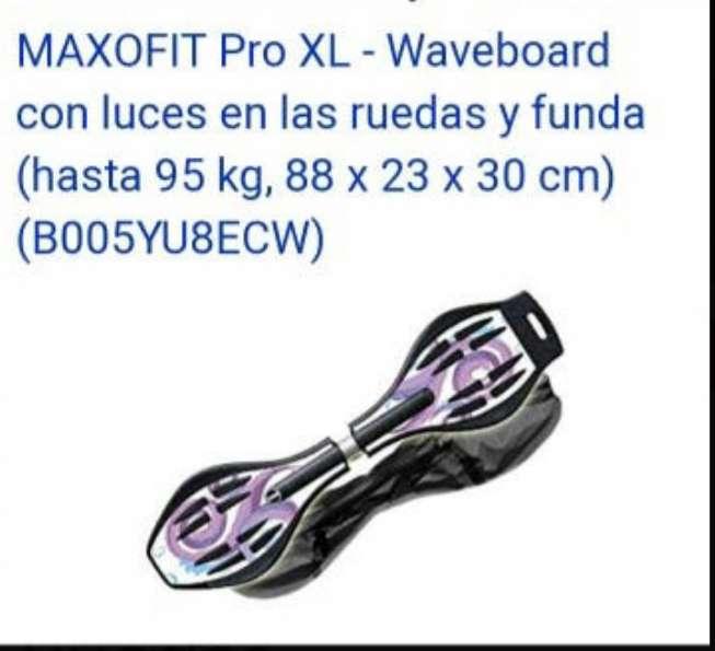 Imagen producto Monopatín Waveboard de Marca  10