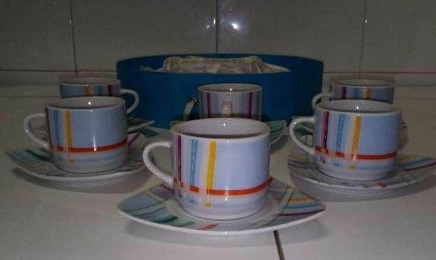 Imagen producto Juego de Café Made in China  7