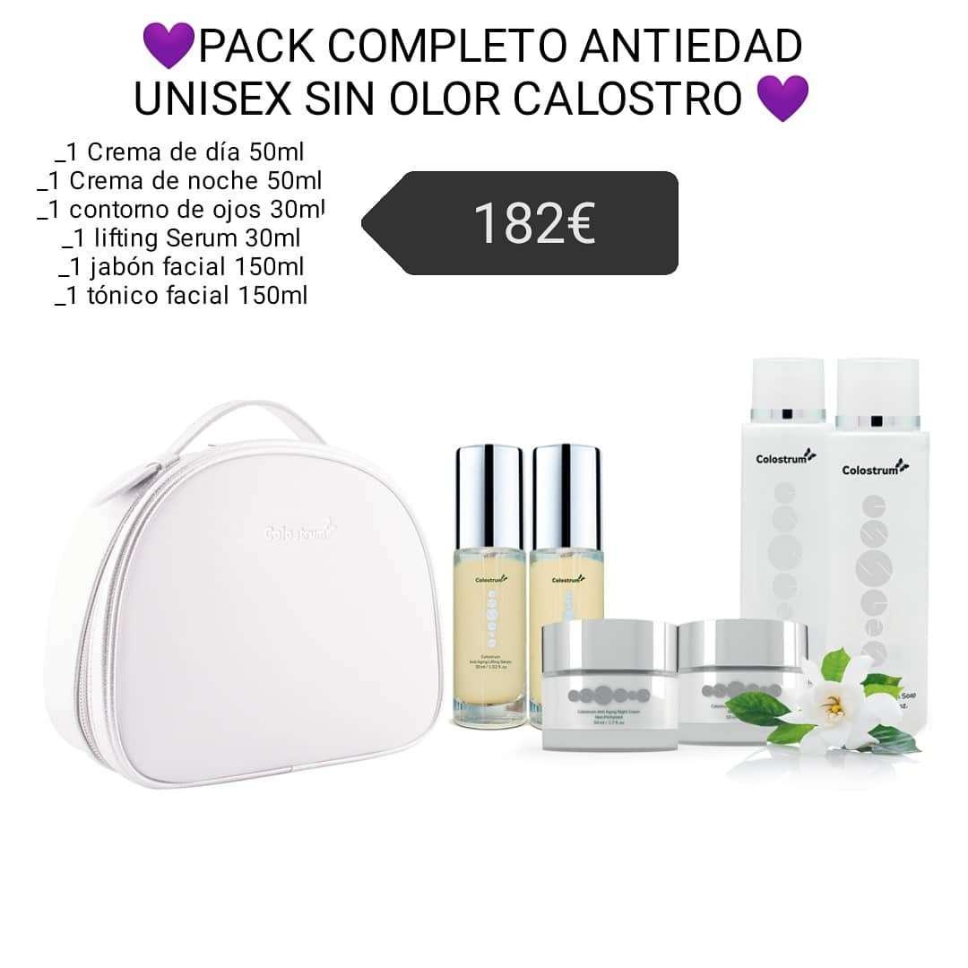 Imagen Pack cremas hasta pieles más intolerantes