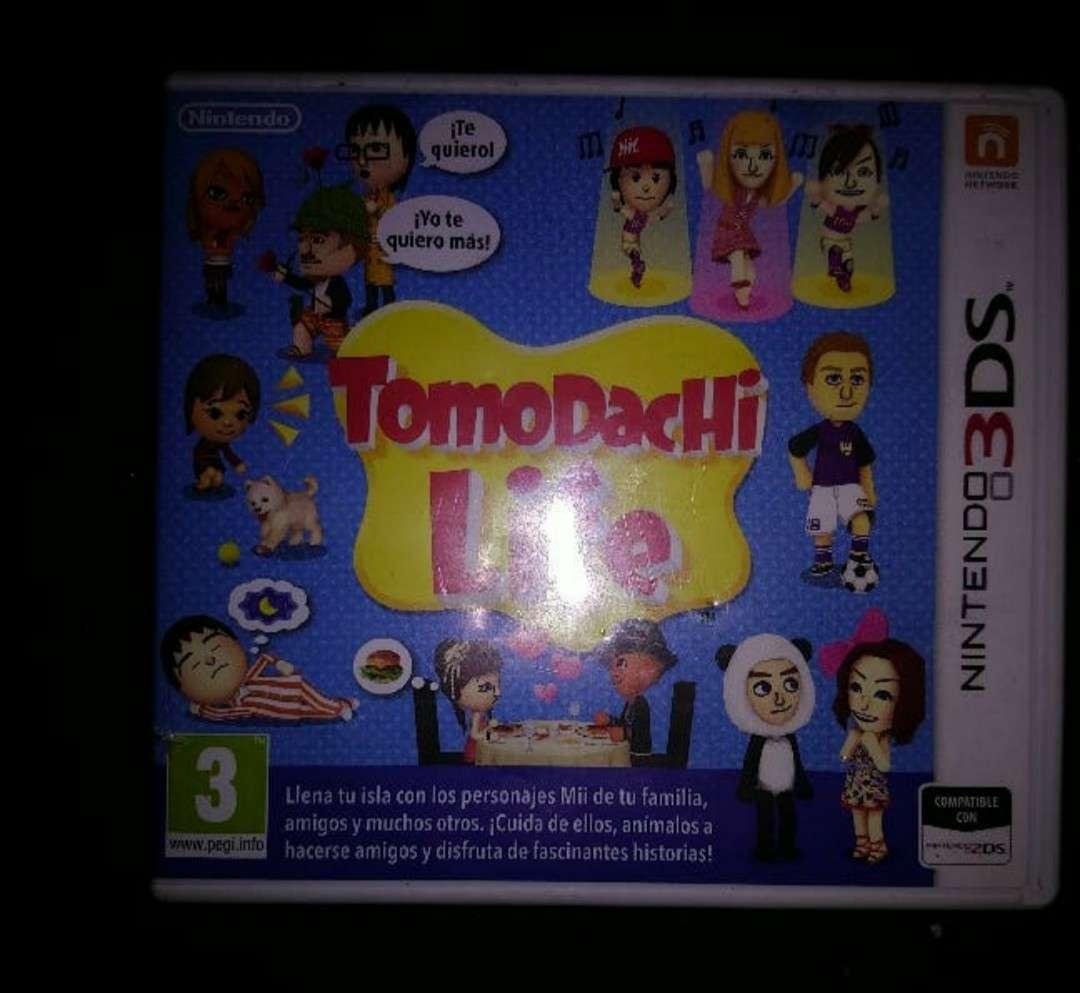 Imagen Juegos 3DS