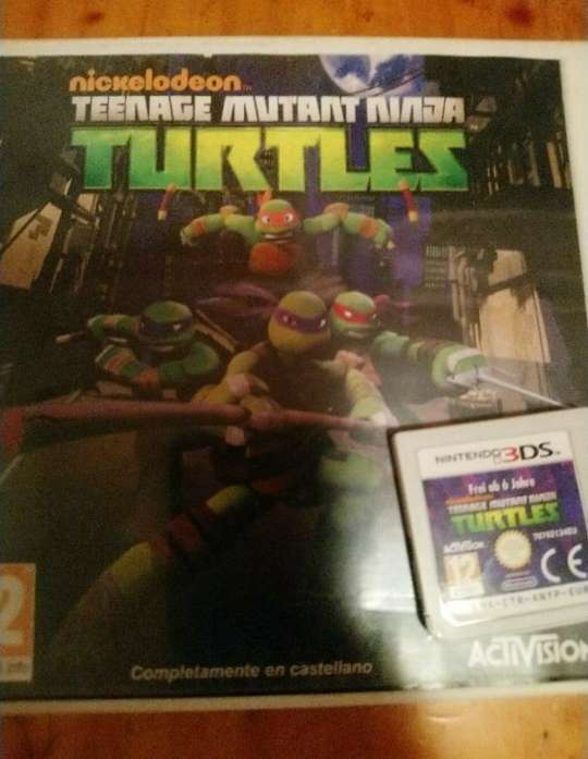 Imagen producto Juegos 3DS 2