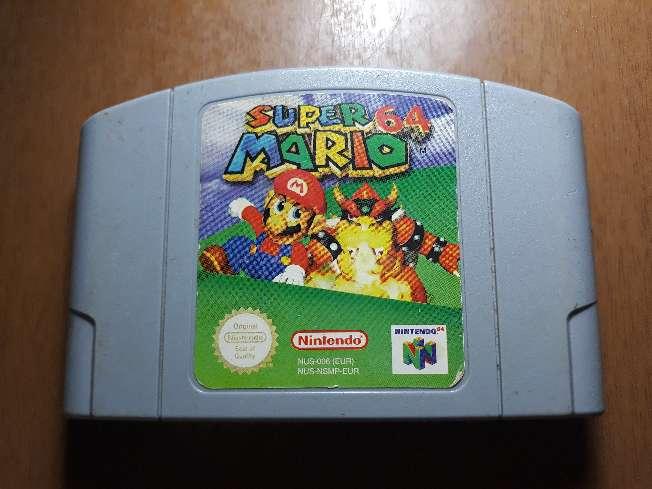Imagen Super Mario 64 - Nintendo 64
