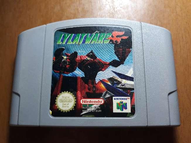 Imagen Lylatwars - Nintendo 64