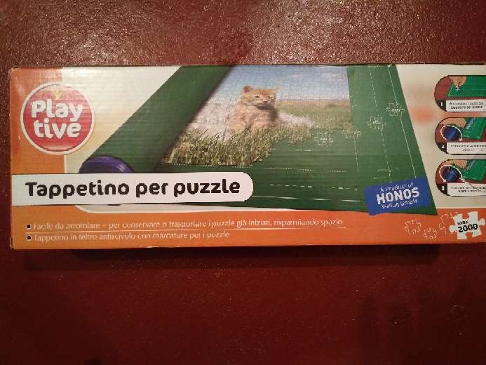Imagen producto Tapiz para Puzzle 1