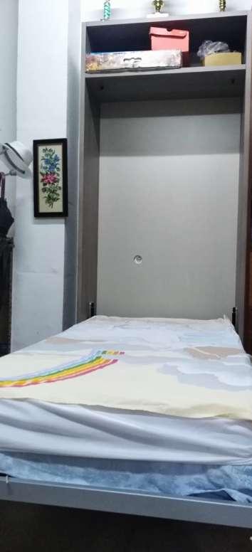 Imagen producto Mueble con cama de 90 abatible.  2