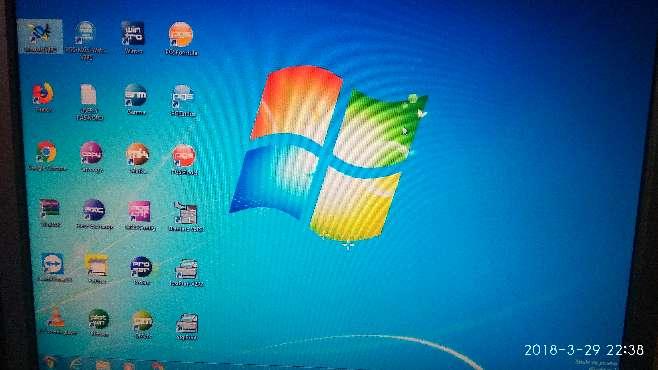 Imagen producto Pc consola HP  Con programas de patronaje Modaris e Investronica 3