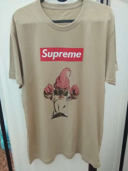 Imagen supreme camisetas