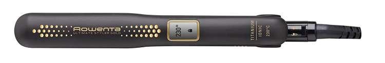Imagen producto NUEVA Plancha de pelo ROWENTA Ultimate Styler Gold 4