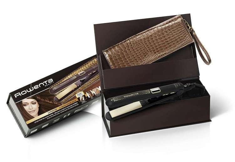 Imagen producto NUEVA Plancha de pelo ROWENTA Ultimate Styler Gold 2