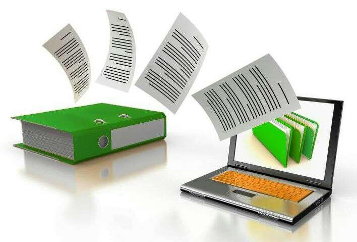 Imagen Digitalización de Documentos e imágenes