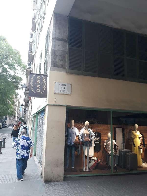 Imagen producto Se vende parking junto a calle del Carmen (08001) Bcn 4