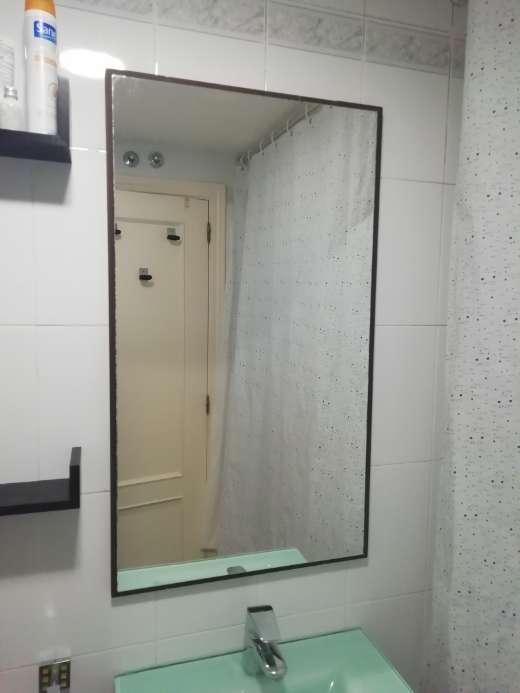 Imagen producto Conjunto armario lavabo + espejo y accesorios 2
