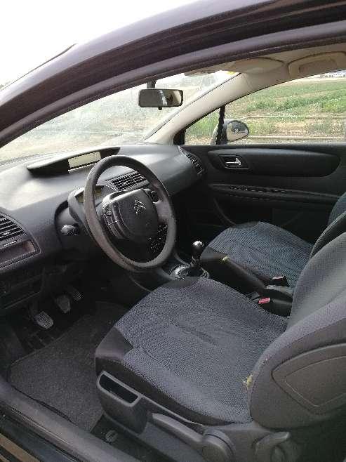 Imagen producto Se vende Citroen C4 LX año 2007. Motor 1.4 gasolina. 88 CV. 81.000 Km.  5