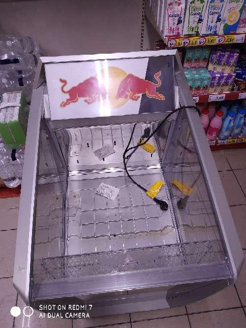 Imagen nevera red bull Hostelería
