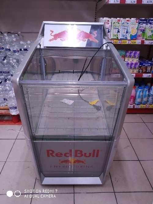 Imagen producto Nevera red bull Hostelería  2