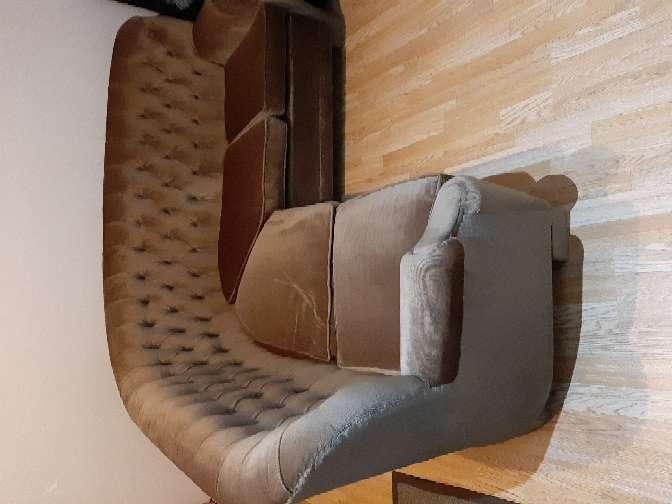 Imagen sofá vintaje