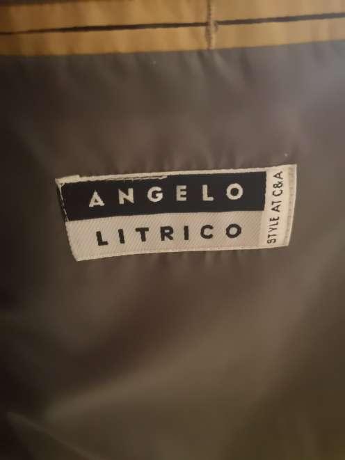 Imagen producto Traje con chaleco Angelo Litrico 5