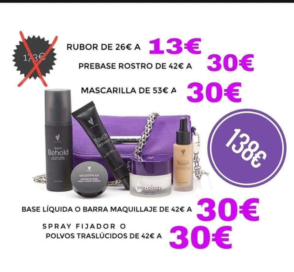 Imagen producto Maquillaje younique en oferta  1