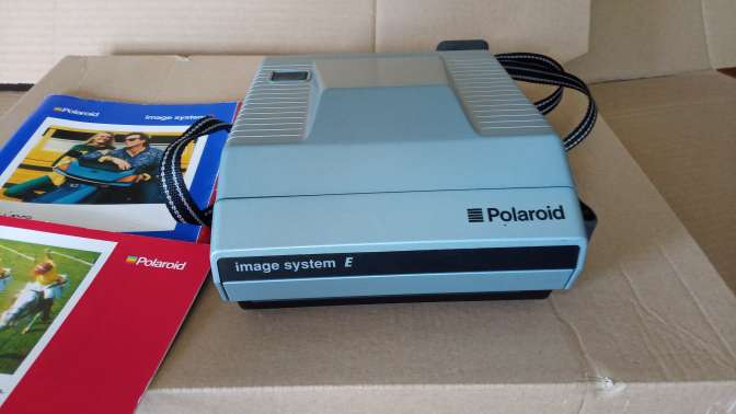 Imagen producto Cámara polaroid image system 3