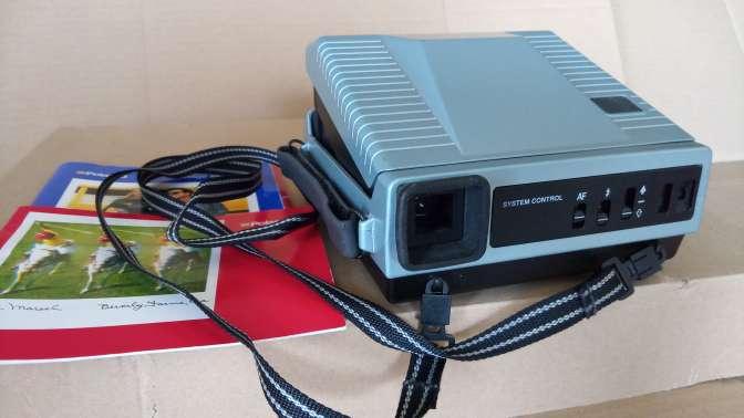 Imagen cámara polaroid image system