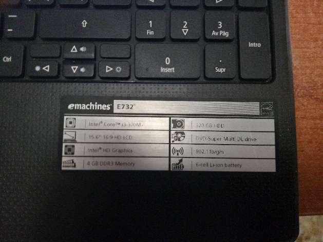 Imagen producto Ordenador sin uso 2