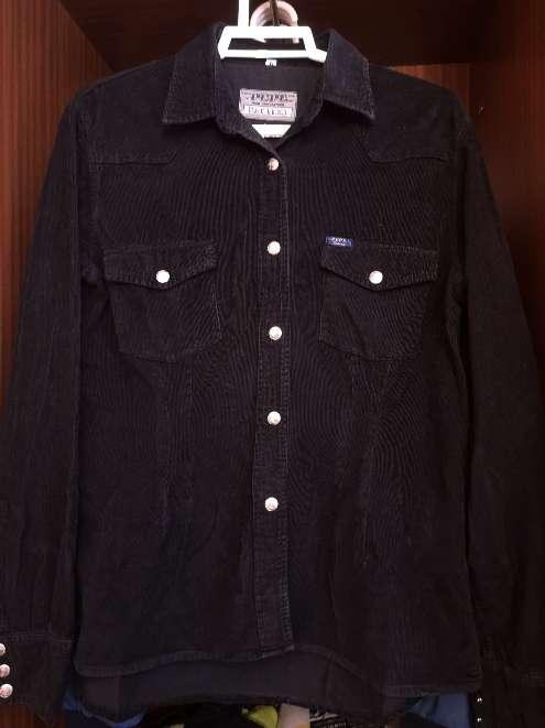 Imagen producto Camisa unisex de pana Pepe Jeans 3