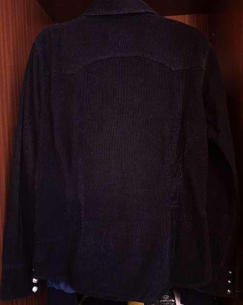 Imagen producto Camisa unisex de pana Pepe Jeans 4