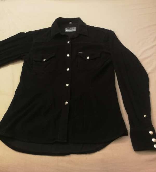 Imagen producto Camisa unisex de pana Pepe Jeans 5