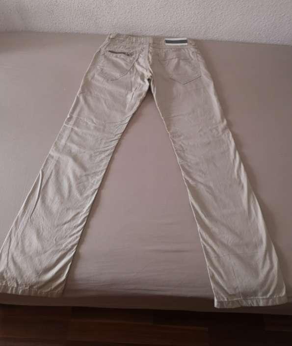 Imagen producto Pantalon Chino Justing Beige 4