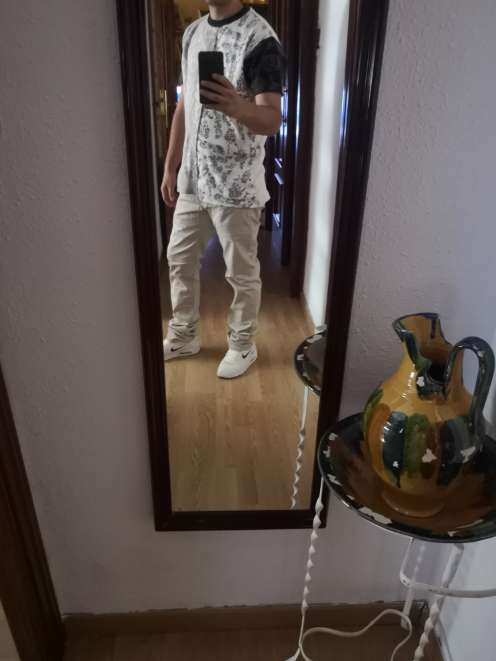 Imagen Pantalon Chino Justing Beige