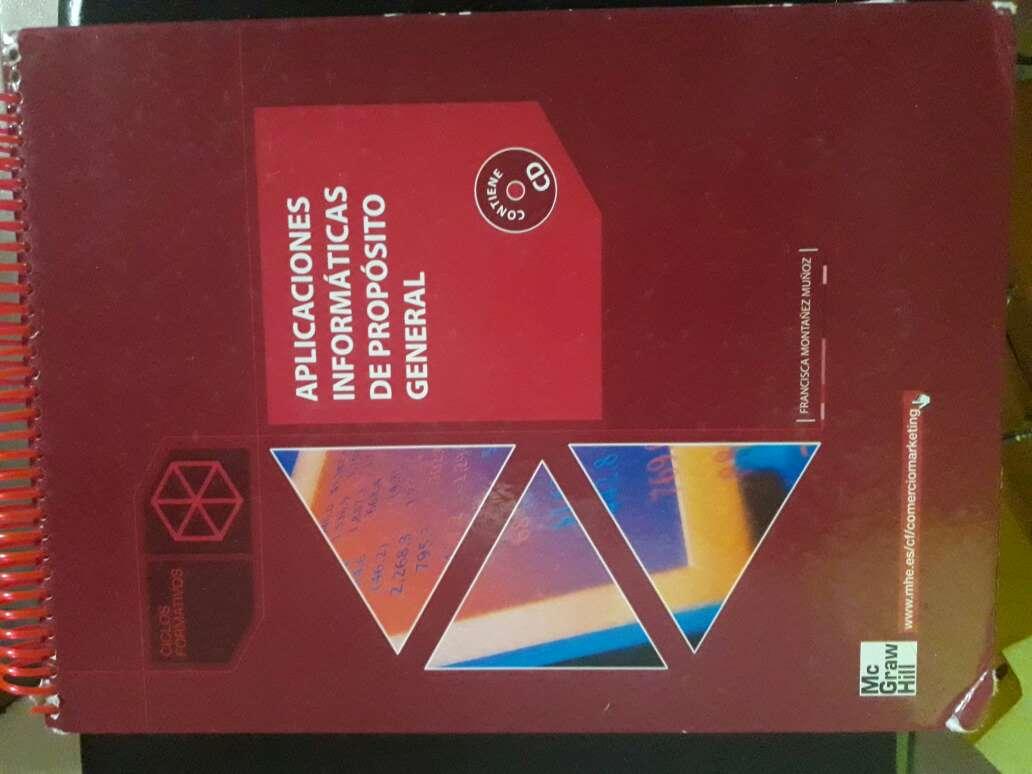 Imagen Libro Aplicaciones informáticas de proposito general