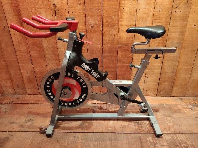 Imagen bicicleta estática de spinning bodytone