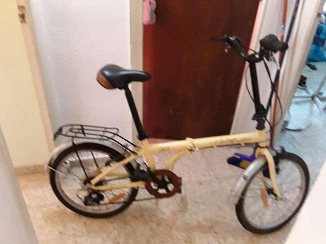 Imagen producto Bicicleta plegable  3