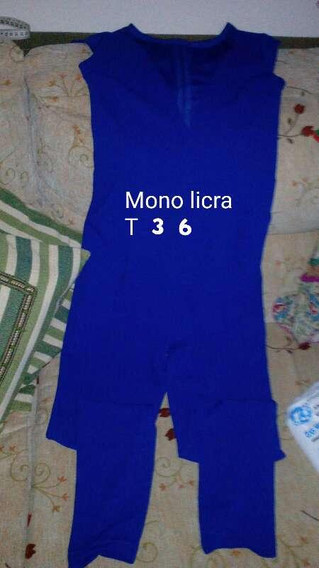 Imagen Mono licra T ,S