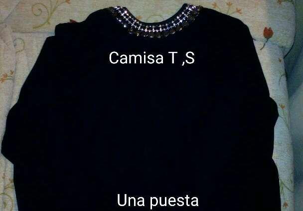 Imagen Camisas T ,S/ M / L (2×15€)