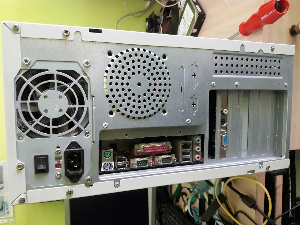 Imagen producto Intel Pentium 4 de 2.66Ghz Windows 7 profesional 32 bits 2