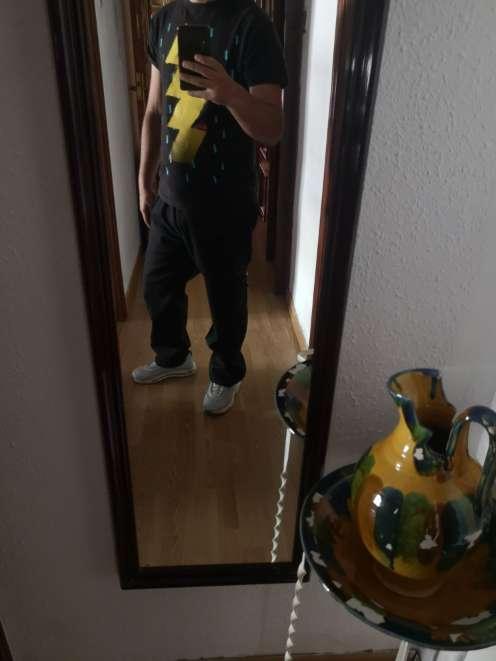 Imagen producto Pantalon ancho Sport 2