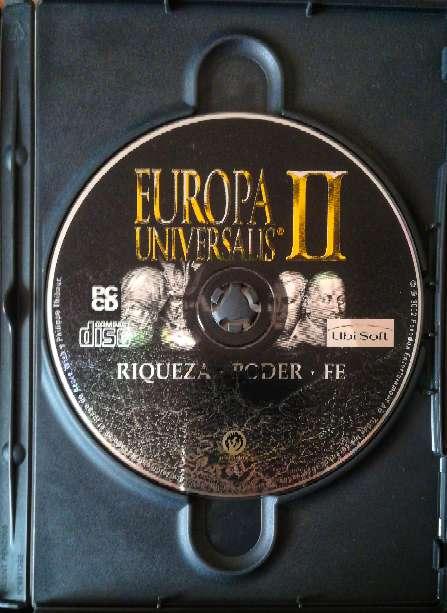 Imagen producto Juego pc original Europa Universalis II 2
