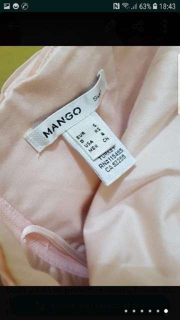Imagen producto Vestido mujer talla 36 de Mango 4