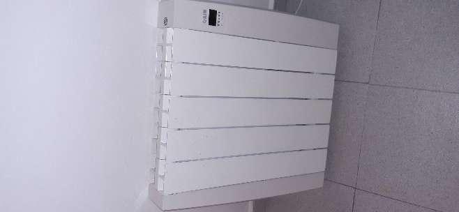 Imagen Radiador calefacción eléctrico