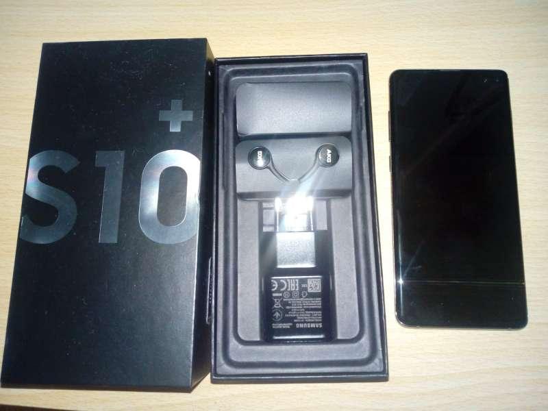 Imagen Vendo Samsung Galaxy S10 Plus