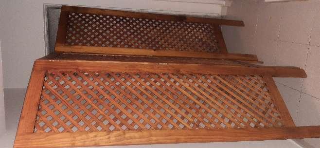 Imagen Biombo madera
