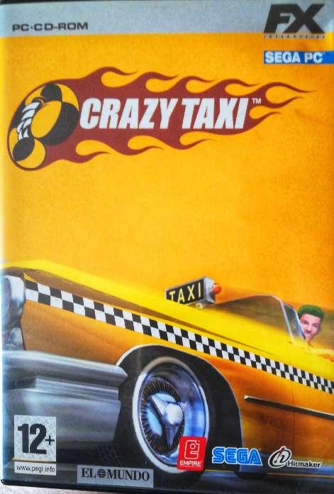 Imagen Juego pc original crazy taxi