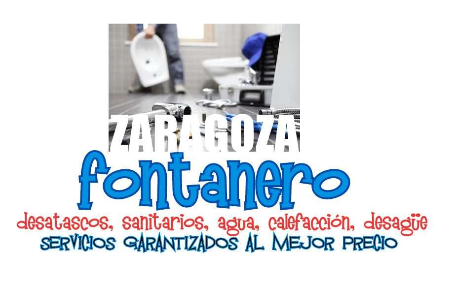 Imagen Fontaneros económicos en Zaragoza
